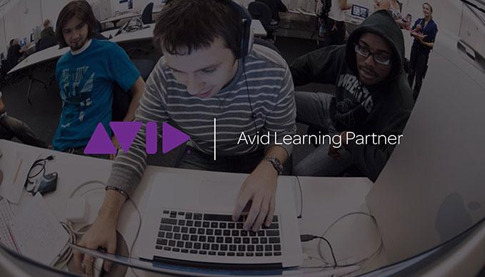 SAE Institute - Avid Learning Partner