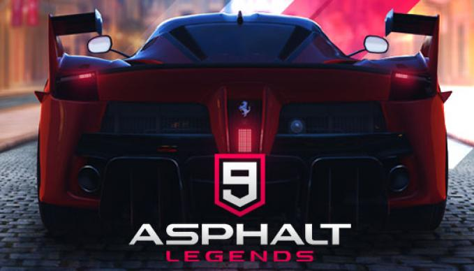 sae session asphalt 9 art