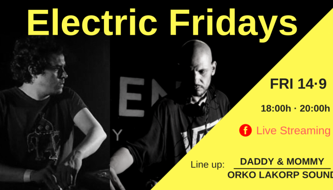 Electric Fridays #20
