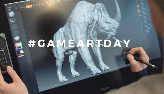 #GameArtDay
