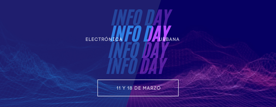 Info Days | Barcelona y Madrid