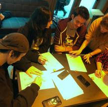 SAE Barcelona create games workshops