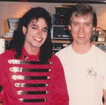 "Seminarios: ""In The Studio With Michael Jackson"""