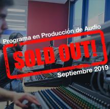SAE Institute Madrid - Sold Out en el Programa en Producción de Audio