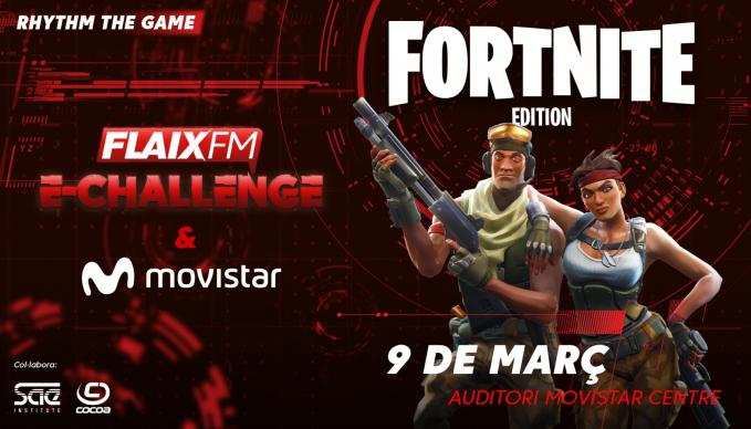 sae y flaix torneo fortnite