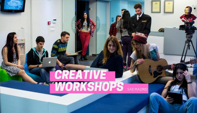Creative Workshops en SAE Madrid