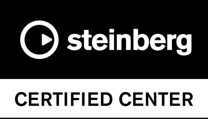 ¡Ya somos Steinberg Certified Center!
