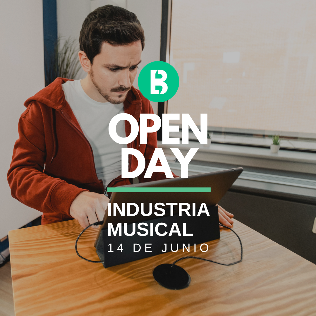 OPEN DAY   INDUSTRIA MUSICAL