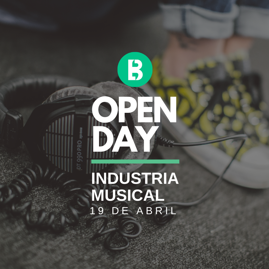 OPEN DAY | INDUSTRIA MUSICAL