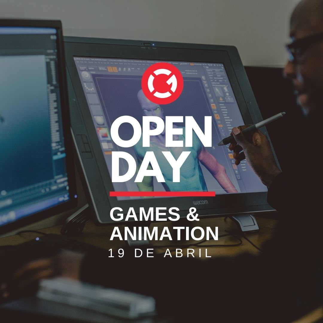 GAMES & ANIMATION