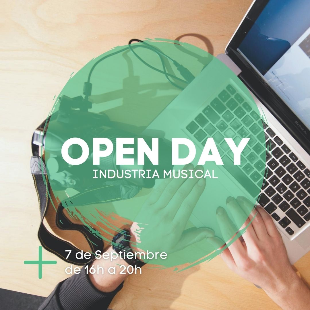 OPEN DAY | MUSIC BUSINESS
